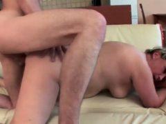 Chubby Chaser bekommt seinen Schwanz sprang von babe