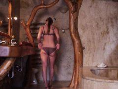Fervid Sweetie verbreitet verbreitete Fotze und verliert Jungfräulichkeit