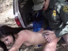 Big Tit Cop Dreier und Zwilling Cops Joi Pale Cutie Banging o
