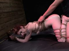 BDSM-Zuneigung für jugendlich Sheena Rose