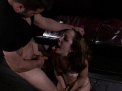 BDSM-Zuneigung für jugendlich Marley Blaze