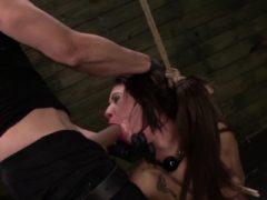 BDSM-Zuneigung für jugendlich Esmi Lee