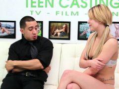 Teen Casting Fuck Für Abby Paradies