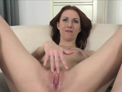 Ingwer-Euro-Auditions durch fucking Casting-Typ