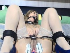 Hot BDSM Action live auf Kamera