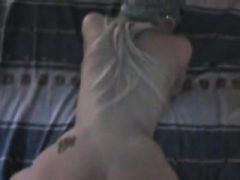 Erstaunliche Amateur Blondine genießen einen Doggystyle