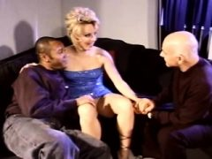 Threesome Für Horny MILF Swinger Rough Sex
