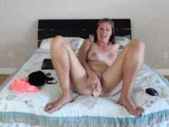 Heiße Mutter Sohn Rolle Spiel auf Webcam