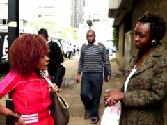 Jojo und Akua sind zwei geile junge Lesben aus Afrika.