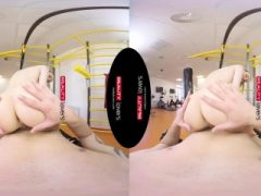 RealityLovers VR – Anal Workout für Fit Gym Teen