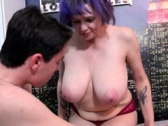 AgedLovE Mature Seduced Younster für Hardcore